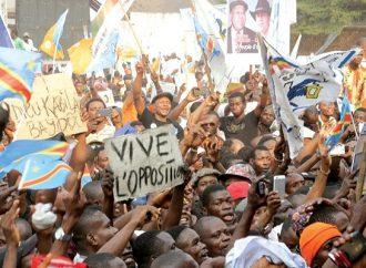 محتجون يطالبون باستقالة رئيس جمهورية الكونغو الديمقراطية
