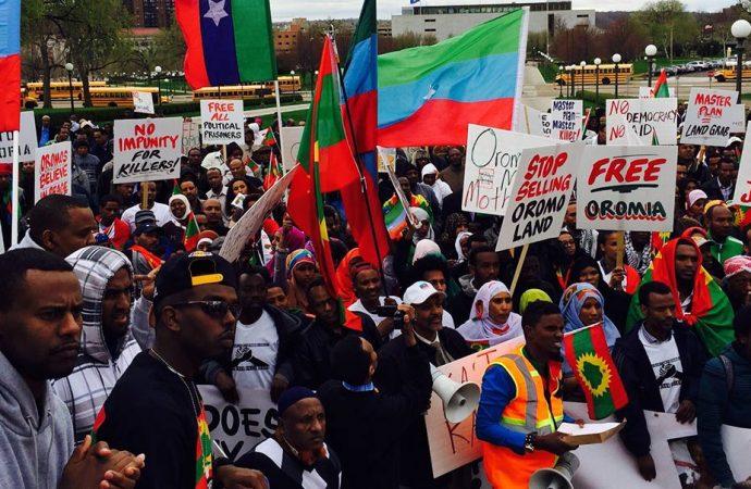 هل يقوم الاورومو بثورة اسلامية فى أثيوبيا ؟!!