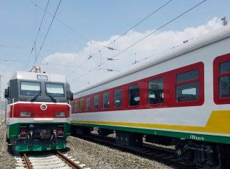 اثيوبيا تدشن قطار سريع يربطها بجيبوتى