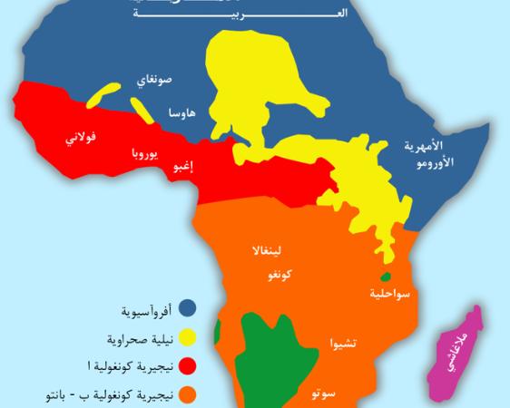 اللغة السواحيلية