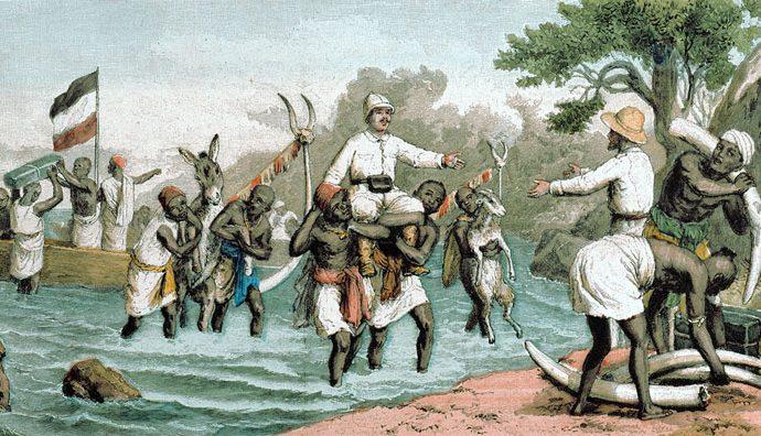 الاستعمار الألماني في القارة الإفريقية 1 : حالة بورندى رواندا
