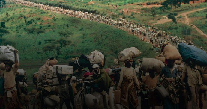 الاستعمار ..والمذابح بين قبائل الهوتو والتوستى