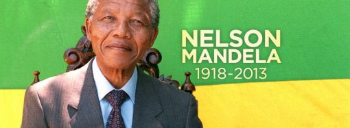 زيارة نلسون مانديلا إلى مصر .