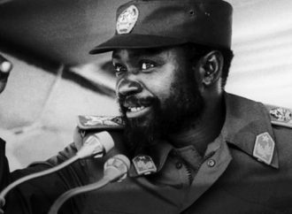 في زكرى تحطم طائرة الزعيم الموزمبيقي سامورا ماشيل