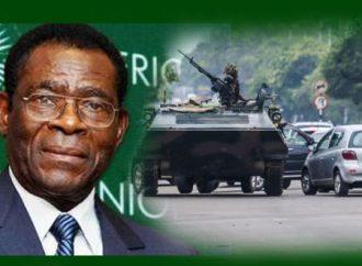 احباط محاولة انقلابية فى غينيا الاستوائية ضد الرئيس