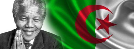 نيلسون مانديلا …الجزائر جعلتني رجلاً